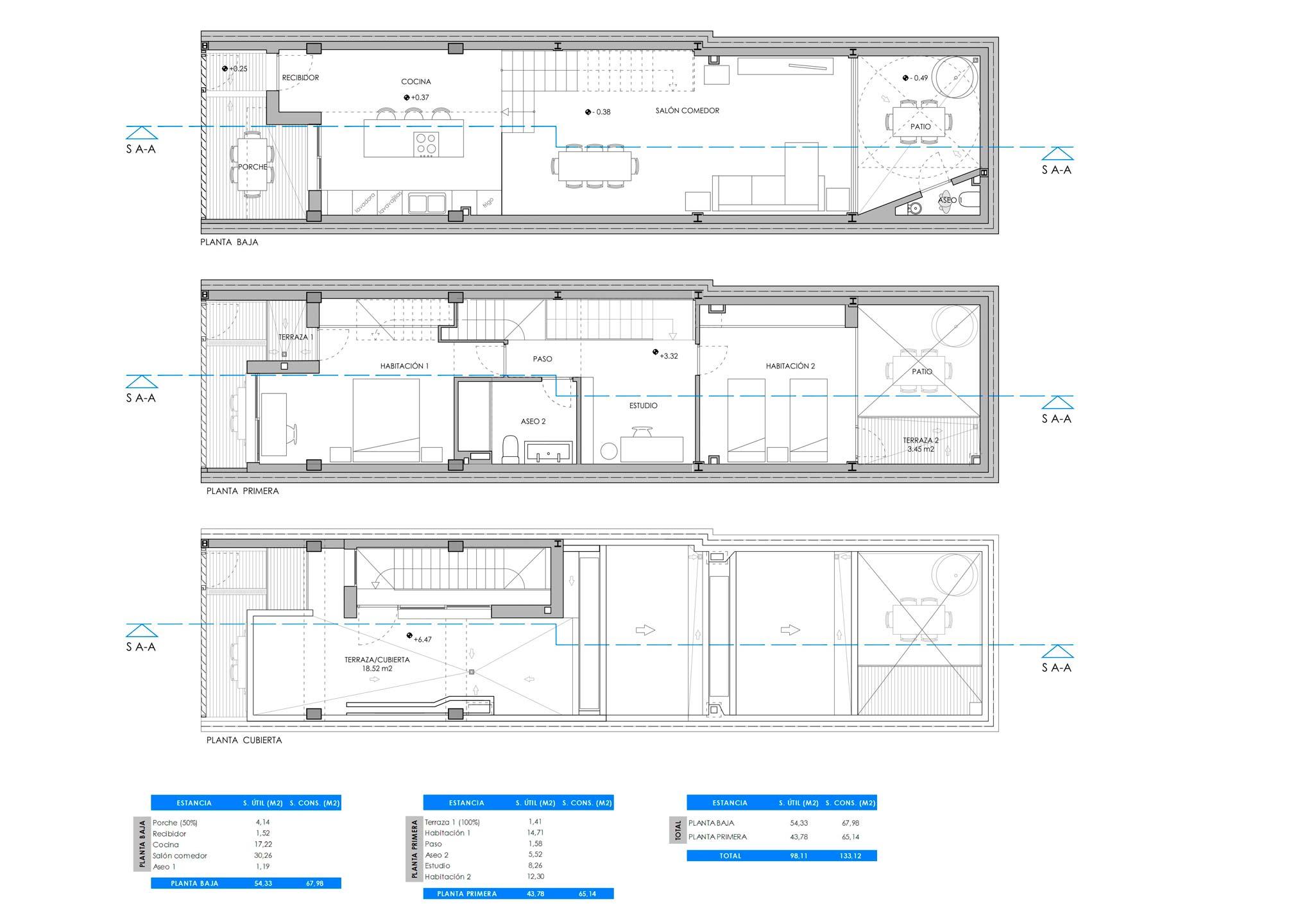 proyecto de diseño de vivienda